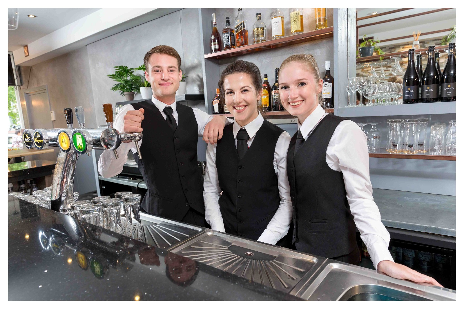 Studentenjobs bar