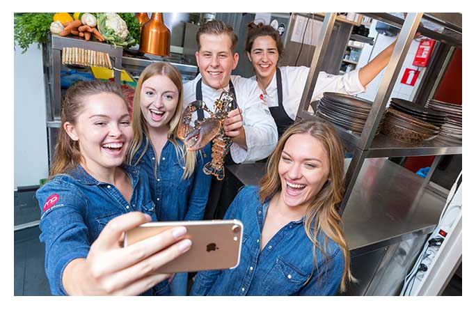 Studentenjobs in de keuken